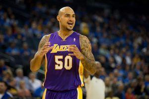 Lakers Pick Up Near $1 Million Option of Big Man Roberto Sacre