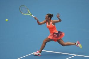 WTA Brisbane, il tabellone principale: Vinci apre con Tsurenko, Errani - McHale