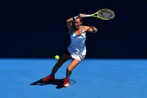 WTA Doha - Giorgi si ritira, oggi tocca alla Vinci