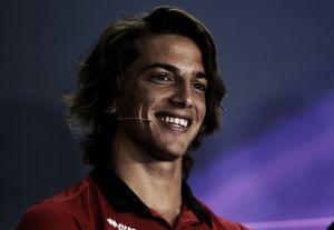 """Roberto Merhi: """"Jules siempre fue una referencia para mí"""""""