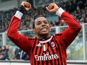 Milan, Robinho non parte con la squadra