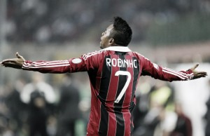 """Robinho: """"Milan Are A Team You Should Play At For Over Ten Years"""""""