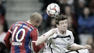 Bayern look to recover from their draw at Shakhtar with a win over Paderborn
