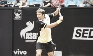 Robredo é derrotado por Sakamoto no qualifying do Brasil Open
