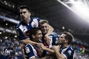 Marc Roca debuta en la Liga