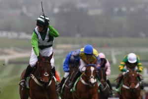 Rock on Ruby storms to Champion Hurdle triumph
