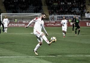 Rodri, el gol de la Cultural Leonesa