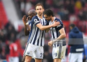 Burnley make joint bid for West Bromwich Albion duo