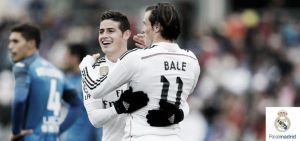 Getafe 0-3 Real Madrid: Ronaldo (2) and Bale score as Los Blancos stay top