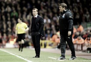 """Brendan Rodgers: """"We will fight until the end for top four"""""""