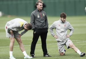 """""""Lallana can become a leader at Liverpool"""" says Brendan Rodgers"""