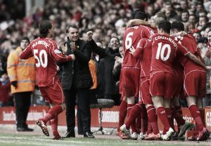 "Rodgers: ""Incredible"" Liverpool can achieve what they want to achieve"