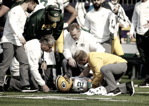 Rodgers lesionado