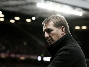 Brendan Rodgers rues missed chances that cost his side at Manchester United on Sunday