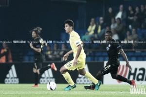 Rodrigo fue titular por primera vez en Primera en San Mamés