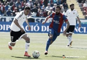 Antecedentes Levante UD - Valencia CF