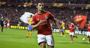 Benfica Edge Juventus in First Leg Thriller