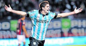 Zuculini jugará cedido en el Valencia