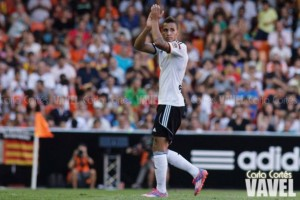 Rodrigo Moreno se reencuentra con el gol