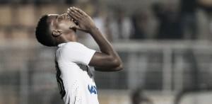 Santos pode ter três desfalques para a partida contra o Cruzeiro
