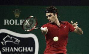 ATP Shanghai: infinito Federer, battuto Djokovic