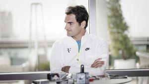 """Roger Federer: """"Es difícil juzgar un partido de 20 minutos"""""""