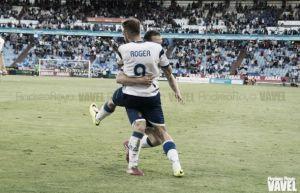 Roger se marcha cedido al Valladolid y llega Víctor Pérez