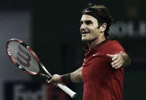 ATP Shanghai: corre Federer, Djokovic al terzo, fuori Murray