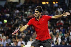 Federer reacciona a tiempo