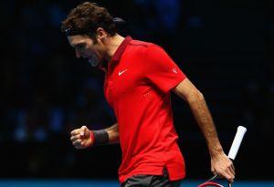 Federer, jugar con el alma