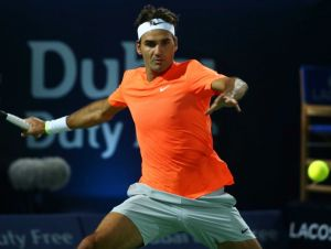 ATP Dubai: Federer in semifinale, fuori Murray