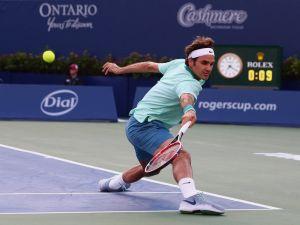 ATP Toronto: Federer c'è, saluta Berdych, bene Raonic