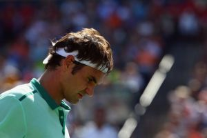 Federer debuta dubitativo en Cincinnati