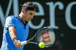 ATP Halle: la prima di Federer, Lorenzi alla prova Zverev