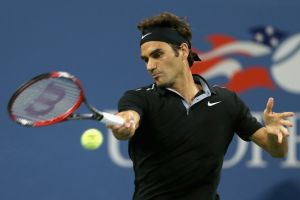 Us Open: rinasce Federer, Monfils cede al quinto