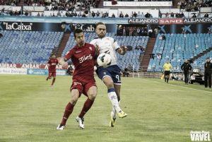 Empate entre Zaragoza y Sporting para cerrar la temporada en casa