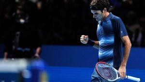 ATP Finals: ruggito Federer, Del Potro ko