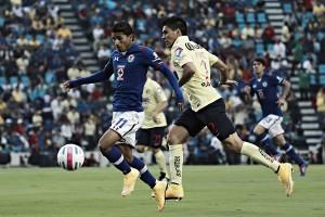 5 grandes goles de Cruz Azul ante América