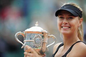 Maria Sharapova est bien de retour