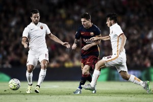 Partita Barcellona - Roma in diretta, Champions League 2015/2016 live (6-1)