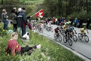 Resultado de la segunda etapa del Tour de Romandía 2015