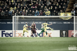 Villarreal CF 0 -4 AS Roma: Puntuaciones