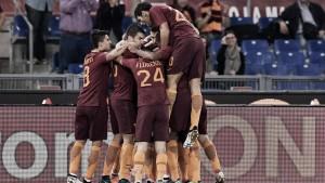 Un'Inter generosa non basta: la Roma vince 2-1 e centra il sorpasso