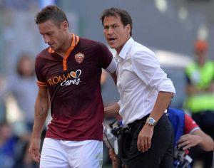 """Roma, Garcia: """"Rimanere primi? Dipende tutto da noi"""""""