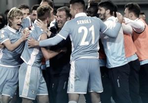 La Lazio espera en la final de la TIM Cup