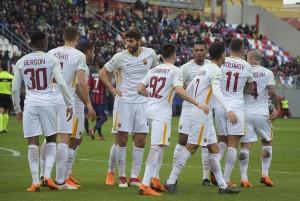 Roma, la corsa alla Champions League prosegue