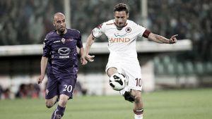 Fiorentina - Roma: primer asalto en Europa