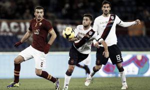 La Roma se atasca contra el Cagliari