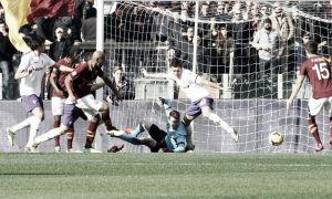 El espíritu de Totti doblega a la Fiorentina