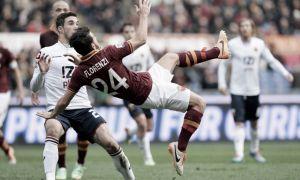 La Roma deja al Genoa a medio golear